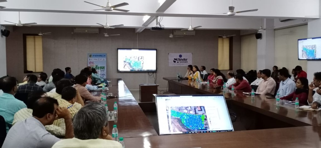 Data training held at Thane Municipal Corporation