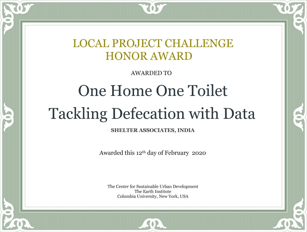 Local Project Challenge_Honor Award